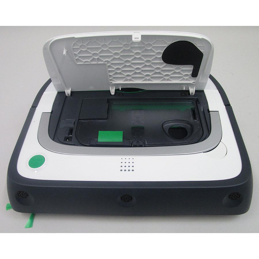 test vorwerk kobold vr200 aspirateur robot ufc que choisir. Black Bedroom Furniture Sets. Home Design Ideas
