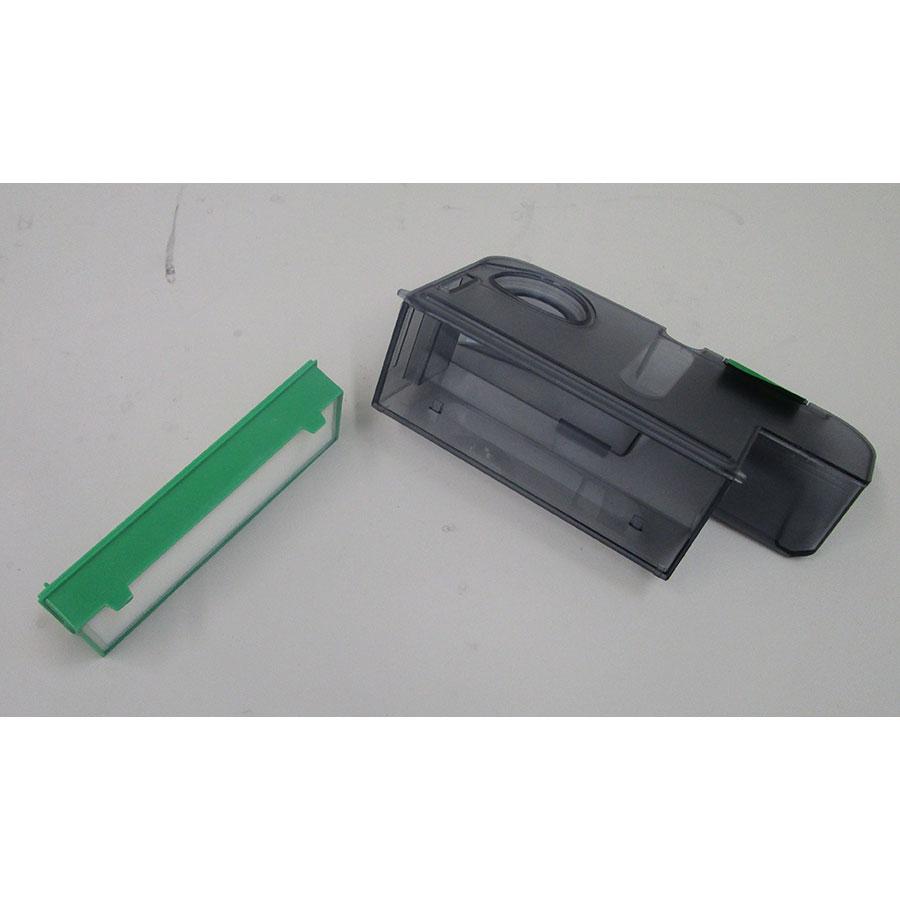 Vorwerk Kobold VR200(*2*) - Bac à poussière et son filtre