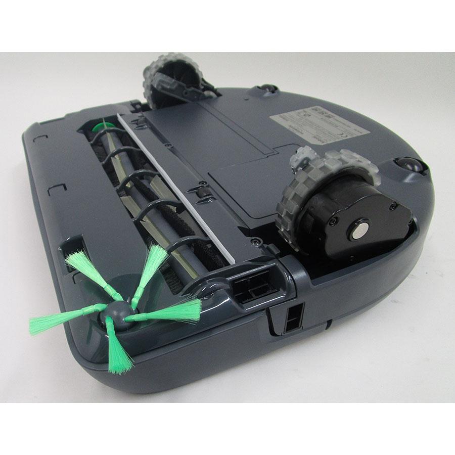 Vorwerk Kobold VR200(*2*) - Brosses principale et latérale