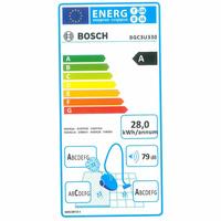 Bosch BGC3U330 Relyy'y GS-30 - Étiquette énergie