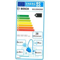 Bosch BGL35MON9 MoveOn - Étiquette énergie