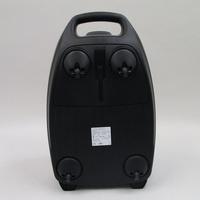 Bosch BGL8SIL2 GL-80 Ingenius - Fixe tube vertical et roulettes