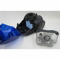 Bosch BGN2B112 GL20 Bag & bagless - Bac à poussières sorti