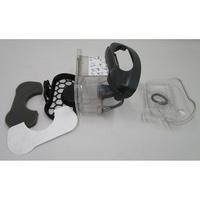 Bosch BGN2B112 GL20 Bag & bagless - Réservoir à poussières avec son filtre sorti