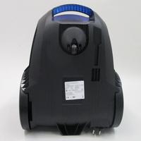 Bosch BGN2B112 GL20 Bag & bagless - Roulette pivotante à 360°