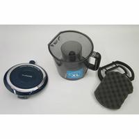 Bosch BGS41FAM Serie 6 ProFamily  - Réservoir à poussières avec son filtre sorti