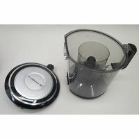 Bosch BGS41SIL66 ProSilence - Réservoir à poussières ouvert