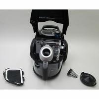 Bosch BGS4USIL71 Runn'n GS-40 - Réservoir à poussières avec son filtre sorti