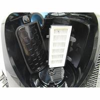 Bosch BGS5ALL6 Relaxx'x GS-50 - Filtre sortie moteur sorti