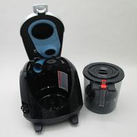 Bosch BGS5ALL6 Relaxx'x GS-50 - Retrait du compartiment à poussières