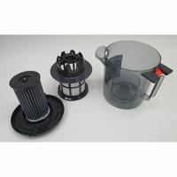 Bosch BGS5ECO66R Relaxx'x ProSilence66 - Réservoir à poussières avec son filtre sorti