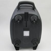 Bosch BGS5KSILS Relaxx'x ProSilence66 - Fixe tube vertical et roulettes