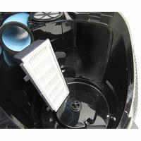 Bosch BGS5KSILS Relaxx'x ProSilence66 - Filtre sortie moteur sorti