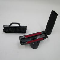 Bosch BGS5PERF GS-50 Relaxx'x - 3 accessoires livrés avec l'appareil : brosse à meubles, brosse textile et suceur