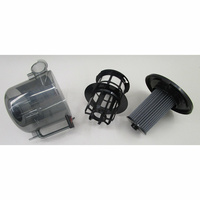 Bosch BGS7ALL68 GS70 Relaxx'x Ultimate - Réservoir à poussières avec son filtre sorti