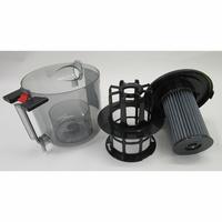 Bosch BGS7RCL Relaxx'x Ultimate - Réservoir à poussières avec son filtre sorti