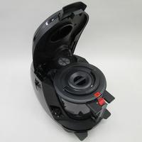 Bosch BGS7SIL64 GS70 Relaxx'x Ultimate - Accès au bac à poussières