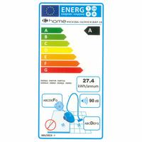 Carrefour Home HVC41BA-16 - Étiquette énergie