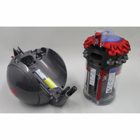 Dyson Big Ball Allergy - Retrait du compartiment à poussières