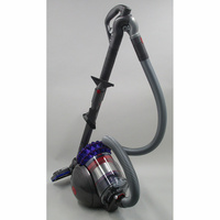 Dyson Cinetic Big Ball Parquet - Vue d'ensemble en position parking