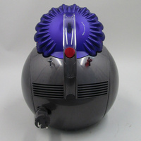 Dyson Cinetic Big Ball Parquet - Fixe tube arrière et sortie de câble