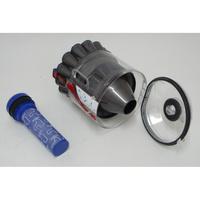 Dyson DC37C Allergy - Réservoir à poussières ouvert