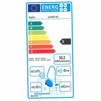 Eco+ (E. Leclerc) L5103-VC - Étiquette énergie