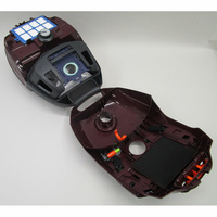Electrolux ESP754BD Silent Performer - Compartiment à sac ouvert