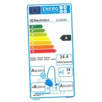 Electrolux EUS85BR UltraSilencer Zen - Étiquette énergie