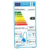 Electrolux EUS8Green UltraSilencer Zen - Étiquette énergie