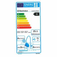 Electrolux Zufclassic Ultraflex - Étiquette énergie