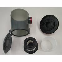 Elsay (E. Leclerc) JL-C3302B - Réservoir à poussières avec son filtre sorti