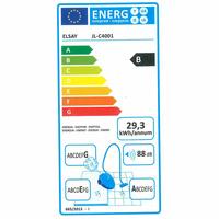 Elsay (E. Leclerc) JL-C4001 - Étiquette énergie