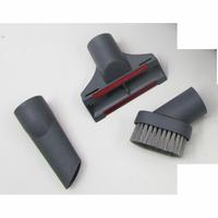 Hoover ATC18Li Athos - 3 accessoires livrés avec l'appareil : brosse à meubles, brosse textile et suceur