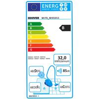 Hoover MI70-MI01 Mistral - Étiquette énergie