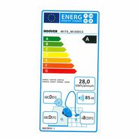 Hoover MI70 MI30 Mistral - Étiquette énergie