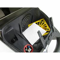 Hoover TE70_TE69 Telios Plus Pet - Filtre entrée moteur sorti