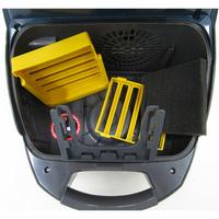 Hoover TE71 PET Telios Plus - Filtre entrée moteur sorti