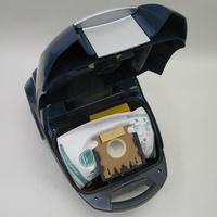Hoover TE71 PET Telios Plus - Compartiment à sac ouvert