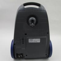 Hoover TX50PET Telios Extra - Fixe tube vertical et roulettes