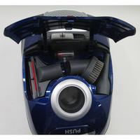 Hoover TX50PET Telios Extra - Compartiment de rangement des accessoires