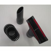 Hoover TX50PET Telios Extra - 3 accessoires livrés avec l'appareil : brosse à meubles, brosse textile et suceur