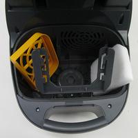 Hoover TX50PET Telios Extra - Filtre entrée moteur sorti