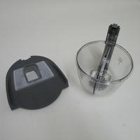 LG VWR514SA Kompressor RoboSense CordZero - Réservoir à poussières ouvert