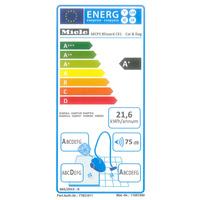 Miele Blizzard CX1 Cat & Dog Ecoline SKCP3 - Étiquette énergie