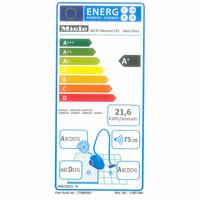 Miele Blizzard CX1 Hardfloor Ecoline SKCP3 - Étiquette énergie
