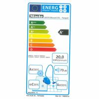 Miele Blizzard CX1 Parquet Ecoline SKCP3 - Étiquette énergie