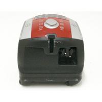 Miele Compact C1 Ecoline - Fixe tube arrière et sortie de câble