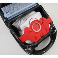 Miele Compact C2 Hardfloor Ecoline SDRP3 - Sac à poussières sur son support
