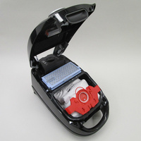 Miele Compact C2 Hardfloor Ecoline SDRP3 - Compartiment à sac ouvert